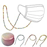 Mask Chain for Women Eyeglass Chains Eyewear Mask Lanyard Strap Holder Retainer Chain