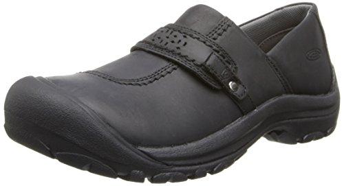 KEEN Women's Kaci Full-Grain Slip On Shoe