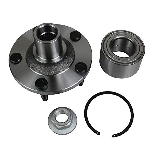 Autoround 518515 Front Wheel Hub and Bearing Assembly Fit for Ford Escape 2001-2012, Mazda Tribute 2001-2011, Mercury Mariner 2005-2011