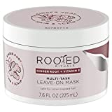 Rooted Rituals - Multi-Task Ginger Root + Vitamin E - Leave-On Mask, 7.6 fl oz