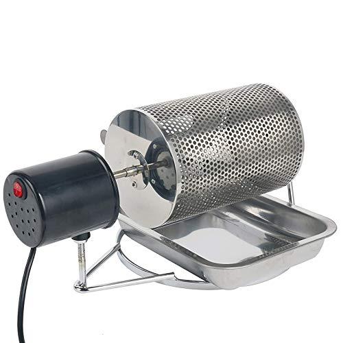 600G Coffee Roaster Maschine Kaffeebohne Röstmaschine Kaffeebohnen Startseite Edelstahl Roaster Roller Werkzeug Home Küchengerät Mit-Loch,110v