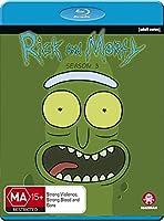 Rick & Morty: Season 3 [Blu-ray]