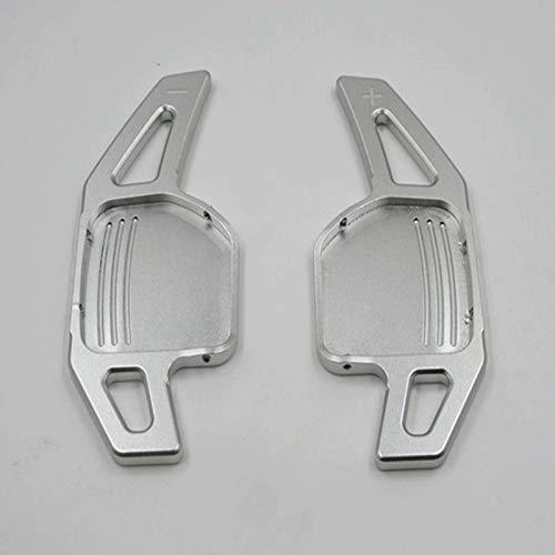 NIUASH Schaltpaddel Aluminiumlegierung 1 Paar Schalthebel für Lenkradschaltpaddel,...