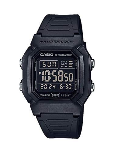 Casio Reloj. W-800H-1BVES