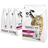 Advanced nutrition tailored to your cat's needs: Made with quality proteins and rich nutrients to help keep body condition and weight management in check Perfect Fit supports your cat's natural defences with vitamin E, vitamin C and antioxidants and ...