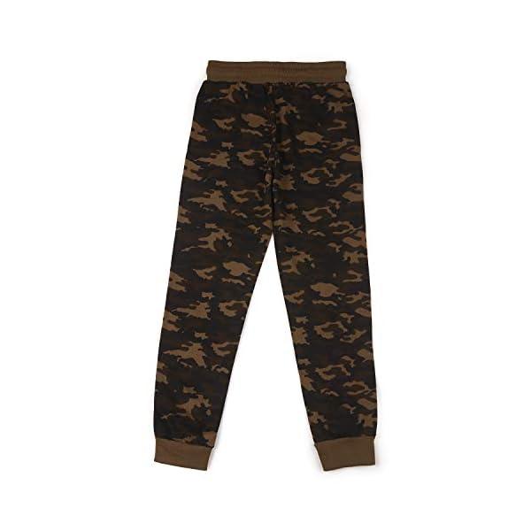 Alan Jones Clothing Boy's Regular Fit Track pants 2