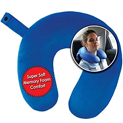 travel pillow with clip