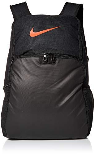 Nike Nike Brasilia X-large Backpack - 9.0, Black/Black/University Red, Misc