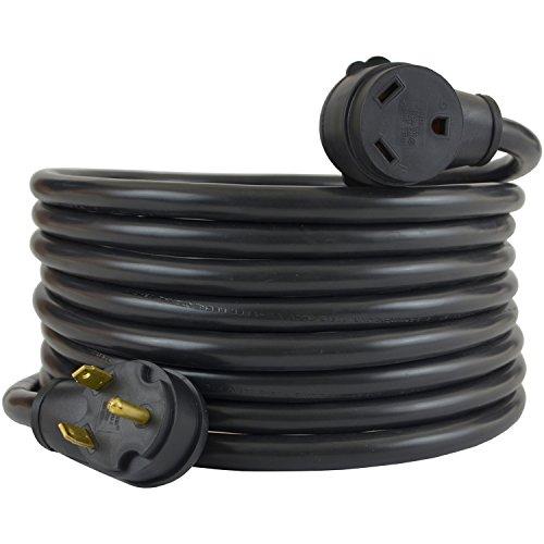 Conntek 14364 30 Amp 50' RV Extension Cord