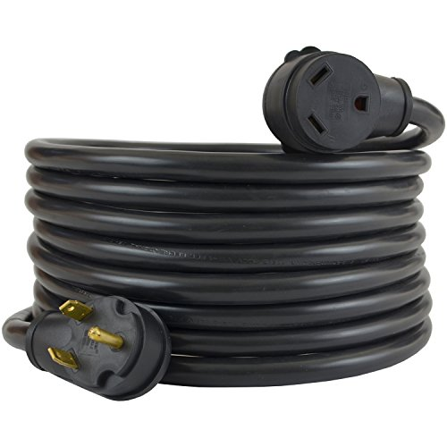 Conntek 14364 30 Amp 50' RV Extension Cord