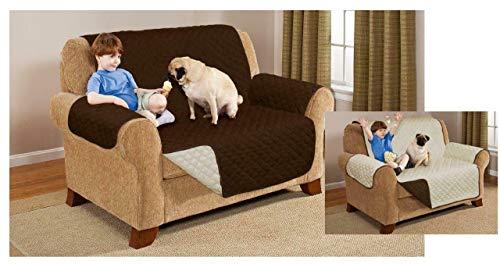 GAVENO CAVAILIA Premium Quality Sofa Cover, Easy Care Luxury Couch For Pets...