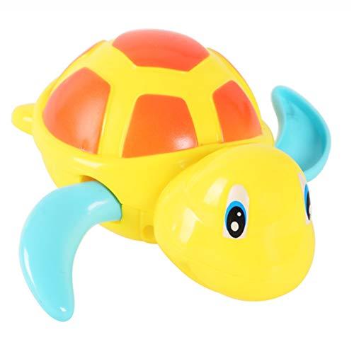 Yuciya Badespielzeug, Schwimmende Wind Up Schwimmen Schildkröte Tier Badewanne Pool Spielzeug für Kinder Funy Toys für Kleinkinder Früherziehung