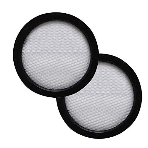 XZANTE Filtros Limpieza 2X Filtro Hepa de Reemplazo para P8 Piezas de Aspiradora Filtro Hepa (para P8)