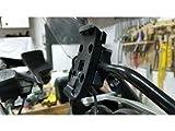 Soporte para travesaños manillar moto compatible con Garmin Zumo (395-396 (16 mm)