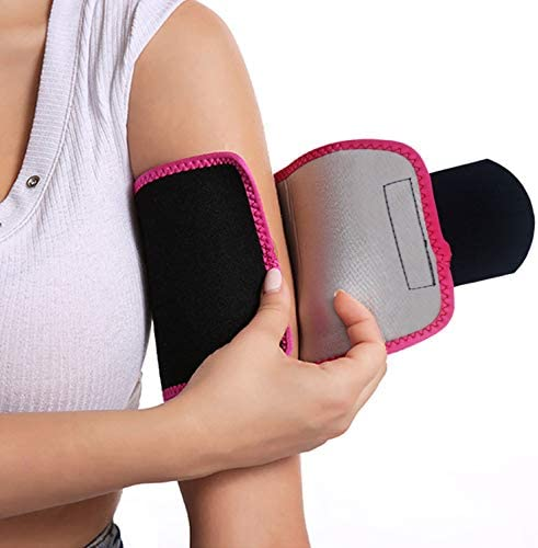 Arm Trimmers 2 Pack Wraps for Slimmer Arms Sport Workout Exercise Nano Silver Coating Slimming product image