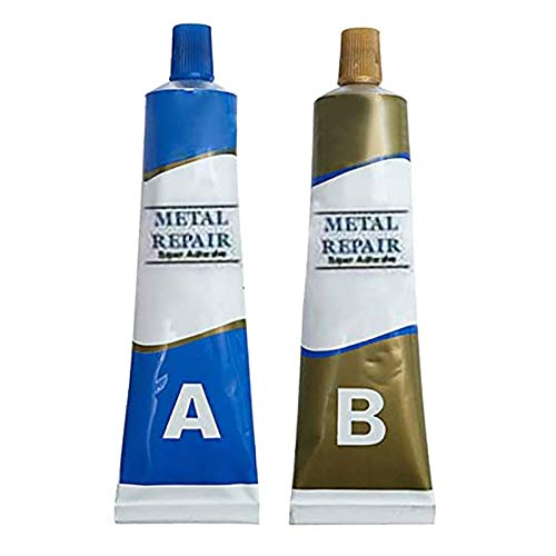 AFGQIANG Permanent Metal Repair Paste Set,Industrial Heat Resistance Cold Weld...