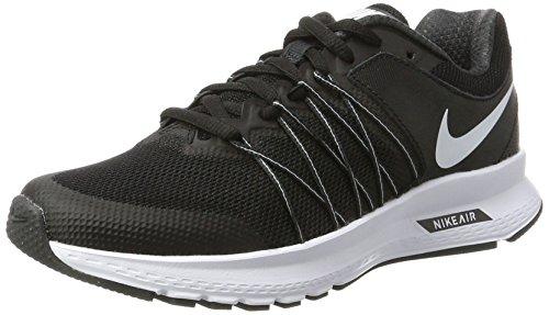 Nike Damen Air Relentless 6 Laufschuhe, Schwarz (Black/White-Anthracite), 35.5 EU