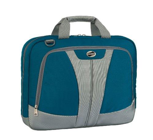 Joellenbeck GmbH, first order Maletín Casual Slim ATB de Visita Samsonite 39,1 cm, de Color Azul