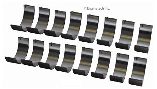 PartsHawk BB317J.25 Connecting Rod Bearing Set Oversized Rod Bearing Set .25mm (.010)