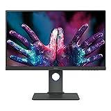 BenQ PD2705Q Monitor da 27' 2K QHD, per Progettazione Grafica/Uso Commerciale, Montaggio Video, 100% sRGB, HDR