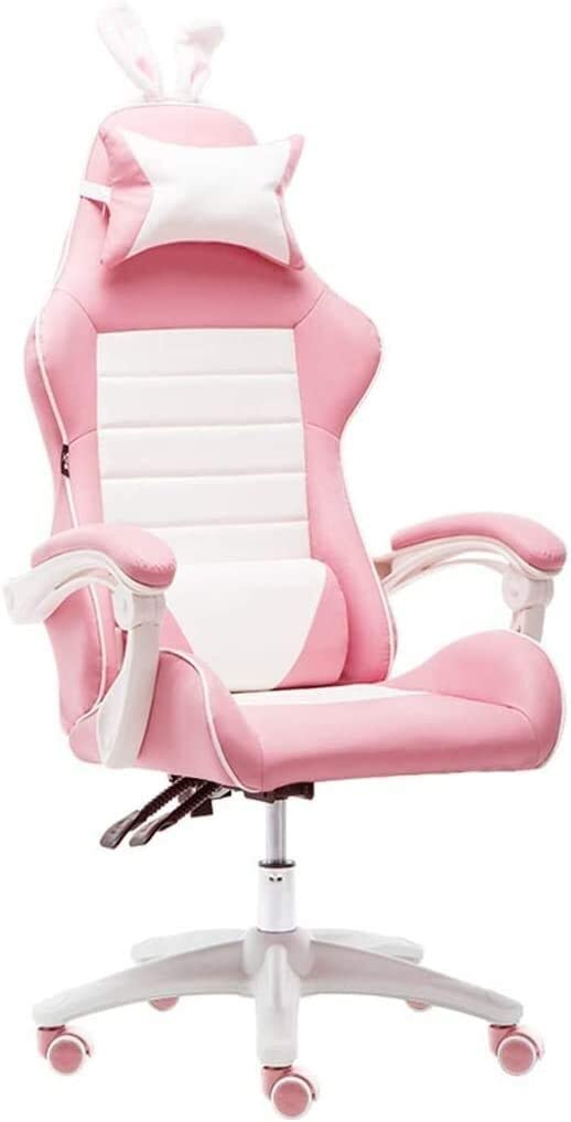 HJJWL New products, world's highest quality popular! Home Office Overseas parallel import regular item Desk Chairs Gaming Cha Video Ergonomic