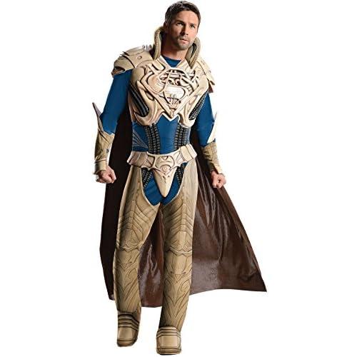 Rubie's, costume ufficiale di Superman Jor-El Deluxe, taglia M