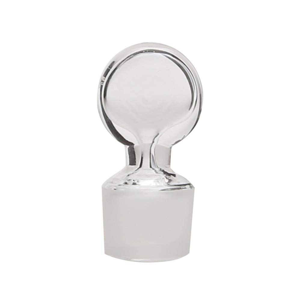 SEAL limited product Hollow El Paso Mall Glass Stopper 14 10 Joint J Standard Ground Taper