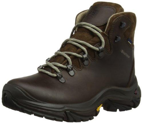 Karrimor Ksb Cheviot Weathertite, Women High Rise Hiking Shoes, Brown (Brown), 5 UK (38 EU)
