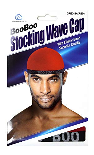 Dream, Boo Boo Stocking Wave Cap red 3 pack