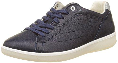 TBS Oxygen-C7, Chaussures Multisport Outdoor, Bleu (Marine + Gris Metallique), 35 EU