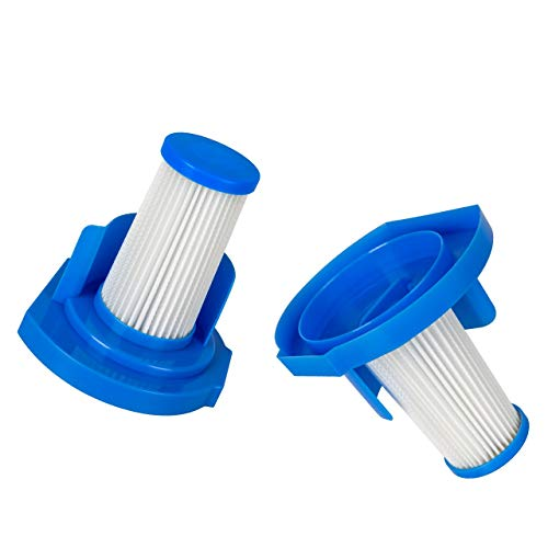 Vacmaster 2 Premium Washable Filters Replacement for Stick Vacuum Cleaner VSJ01