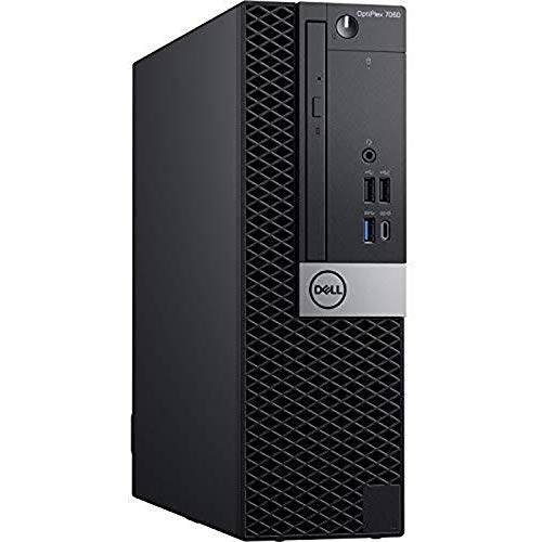 Dell Optiplex 7060 | Intel 8th Gen i5-8500 (6 Core) | 16GB 2666MHz DDR4 | 256GB Solid State Drive SSD | Win 10 Pro | Small Form Factor (Renewed). Buy it now for 449.97