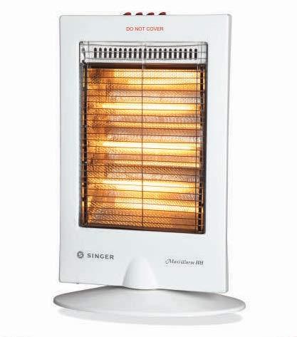 Singer Halogen Heater Maxiwarm HH