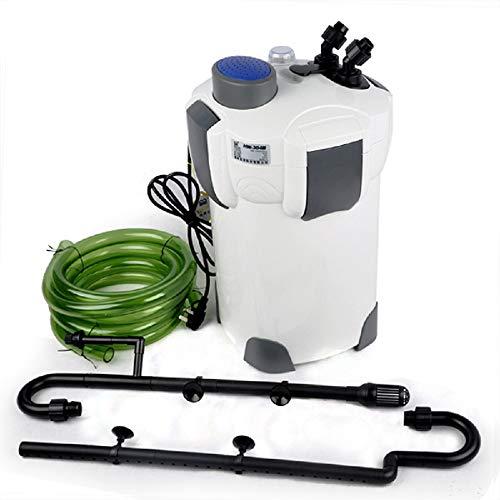 HW-302- Filtro externo para acuario de agua dulce o salada