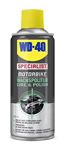WD-40 56809 Specialist Motorbike Wachspolitur 400ml