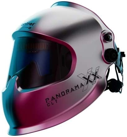 Optrel Panoramaxx CLT Crystal Welding Helmet 1010 201 Silver product image