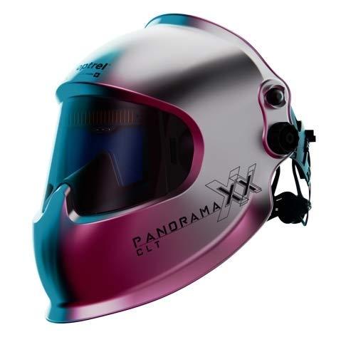 Optrel Panoramaxx CLT Crystal Welding Helmet 1010.201 Silver
