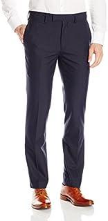 سروال رجالي من Louis Raphael بتصميم حديث ذو واجهة مسطحة