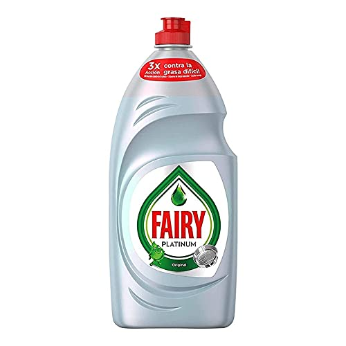 Fairy Platinum lavavajillas1 litro caja de 8 x 1 L