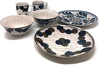 2人でごはん 食器 セット ちゅらか ご馳走膳 ほんぢ園 マグカップ 茶碗 皿 カップル 夫婦 0-5227