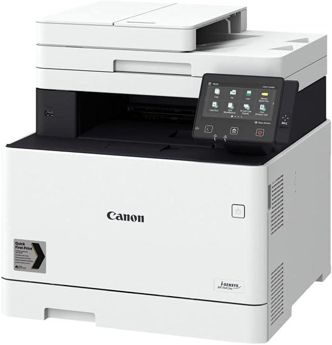 پرینتر چندکاره لیزری رنگی کانن مدل i-SENSYS MF744Cdw