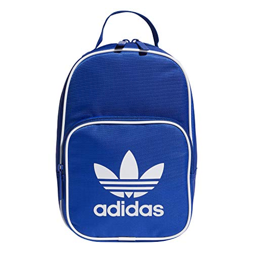 Blue Adidas Originals Lunch Bag. Also available in grey and red
