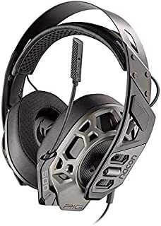 NACON RIG 500PRO Esports Edition Gaming Headset - Special Edition - Playstation 4 (PS4/PC) [Wired] - Titanium/Black