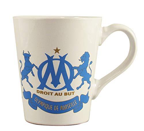Tasse Platzset, OM Olympique de Marseille, offizielle Kollektion