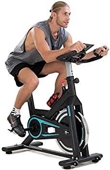 2WD Flywheel Belt Drive Exercise Bike