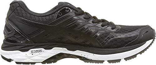 Asics Gt-2000 5, Zapatillas de Running para Mujer, Negro (Black/Onyx/White), 37 EU