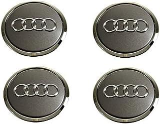 Genuiene Audi Accessories 4F0601165N7ZJ Winter Wheel Center Cap