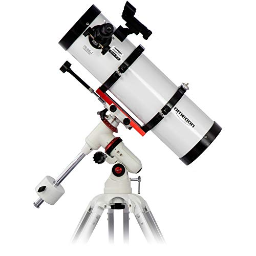 Omegon Telescopio Advanced 130/650 EQ-320 de