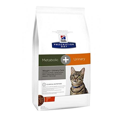 Hill's Katze Metabolisch + Urinary, 1er Pack (1 x 4 kg)