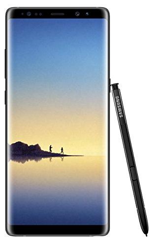 avis galaxy note 8 professionnel Samsung Galaxy Note 864 Go International Single SIM Edition – Noir minuit (ajusté)